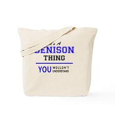 Cute Denison Tote Bag