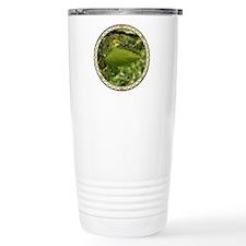 Earth Leaf Dragon Travel Mug