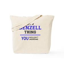 Funny Denzel Tote Bag