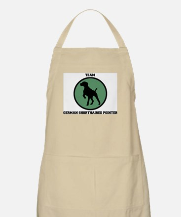 Team  German Shorthaired Poin BBQ Apron