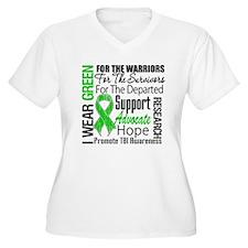TBI Awareness Tri T-Shirt