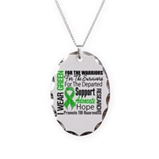 TBI Awareness Tribute Necklace