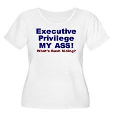 What's Bush Hiding T-Shirt