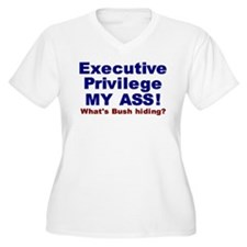 What's Bush Hiding T-Shirt