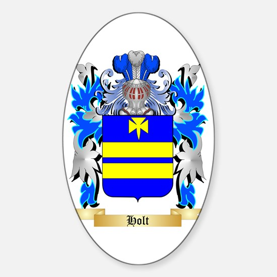 Holt Sticker (Oval)
