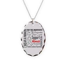 Scoliosis Tribute Necklace