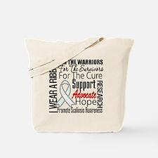 Scoliosis Tribute Tote Bag