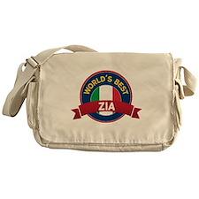 World's Best Zia Messenger Bag