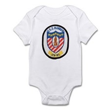 USS RANGER Infant Bodysuit