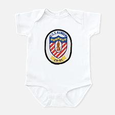 USS RANGER Infant Bodysuit