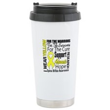 Spina Bifida Tribute Travel Coffee Mug