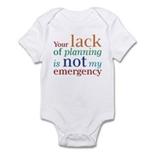 Planning Infant Bodysuit