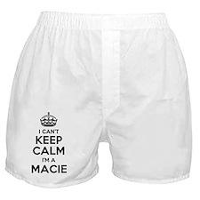 Funny Macy's Boxer Shorts