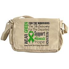 Spinal Cord Injury Messenger Bag