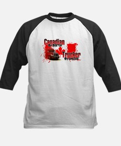 Canadian by Birth - Trucker by Choice Baseball Jer