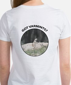 Got Varmints? Women's T-Shirt