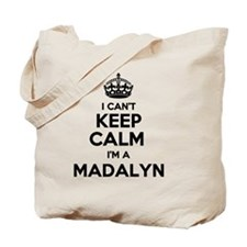 Funny Madalyn Tote Bag