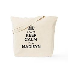 Funny Madisyn Tote Bag