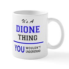 Funny Dione Mug