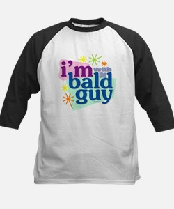 I'm with the bald guy Tee