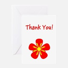 Thank You! Elegance For Stella Greeting Cards