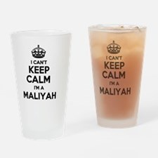 Unique Maliyah Drinking Glass