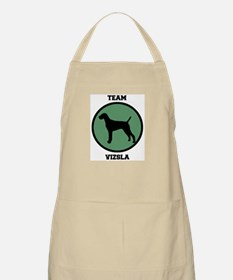 Team  Vizsla (green) BBQ Apron