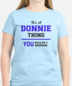 Cute Donnie wahlberg T-Shirt