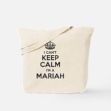 Unique Mariah Tote Bag