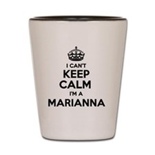 Unique Marianna Shot Glass