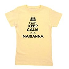 Unique Marianna Girl's Tee