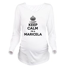 Maricela Long Sleeve Maternity T-Shirt