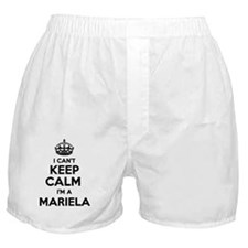 Funny Mariela Boxer Shorts