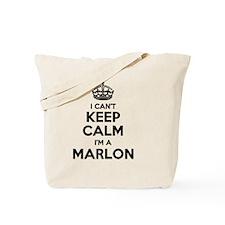 Cool Marlon Tote Bag