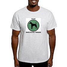 Team  Smooth Fox Terrier (gre T-Shirt