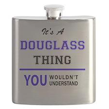 Cute Douglass Flask