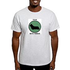 Team  Skye Terrier (green) T-Shirt