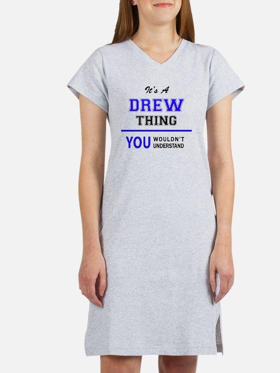 Cute Drew Women's Nightshirt