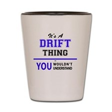 Funny Drifting Shot Glass