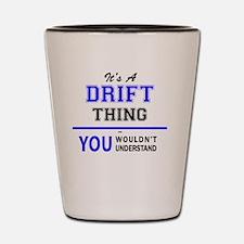 Unique Drifting Shot Glass