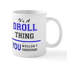 Cute Droll Mug