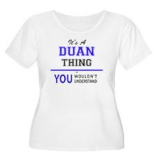 Unique Duane T-Shirt