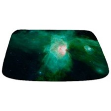 Flame Nebula Bathmat