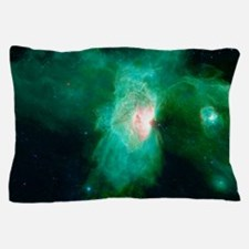 Flame Nebula Pillow Case