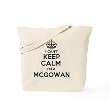 Cute Mcgowan Tote Bag