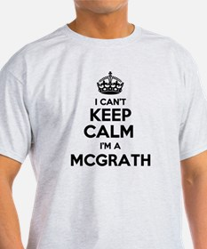 Unique Mcgrath T-Shirt
