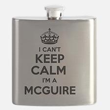 Cute Keep calm Flask