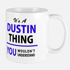Cute Dustin Mug