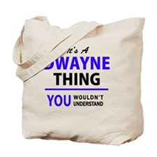 Cute Dwayne Tote Bag