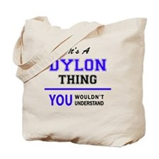 Cute Dylon Tote Bag